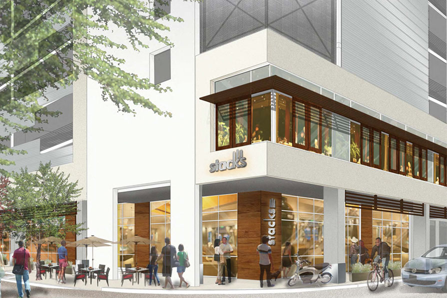 retail space rendering 1