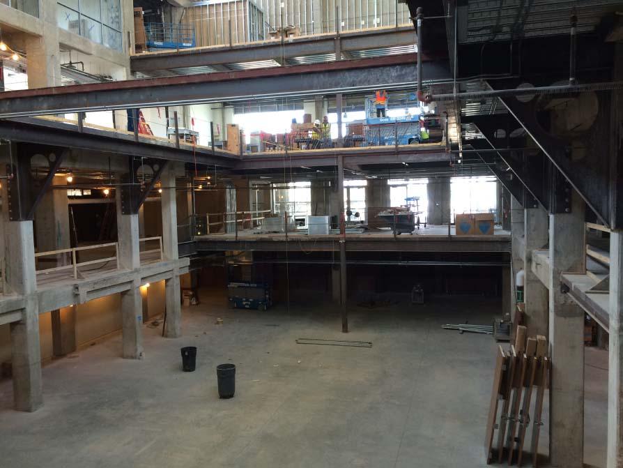 Future Coffee Shop in Seaholm